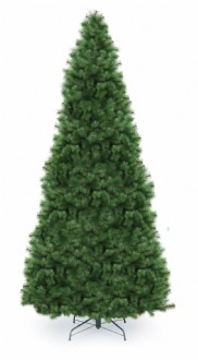 Christmas Tree deluxe PVC pintal mixed tip style.