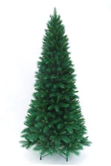 Christmas Tree Slim American Mix Hinged Deluxe
